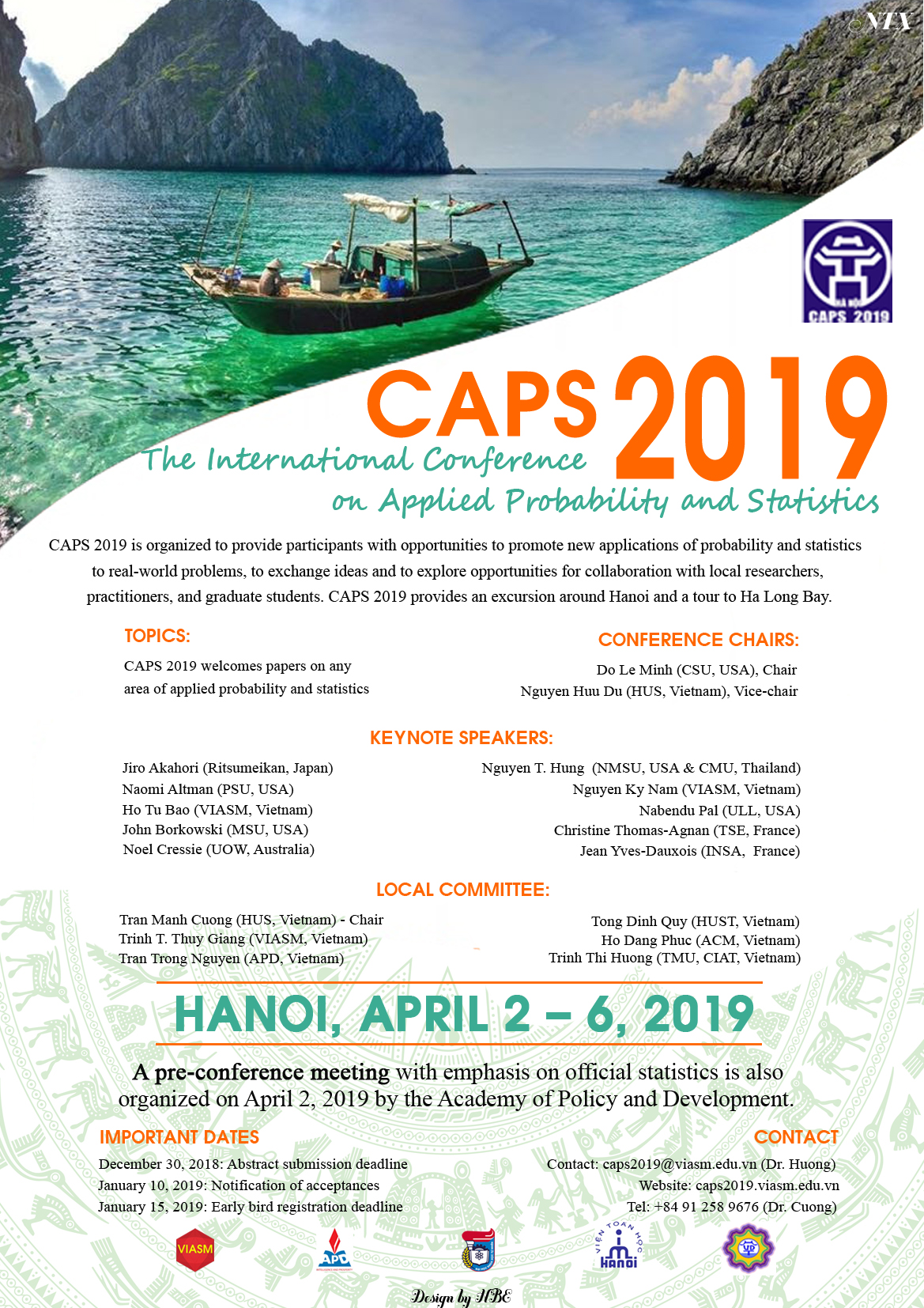 CAPS 2019 Conference